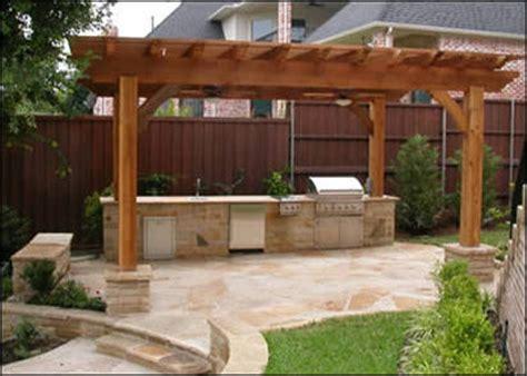 arbor construction dallas pergolas custom stonework
