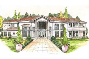 Mediteranian House Plans by Mediterranean House Plans Veracruz 11 118 Associated