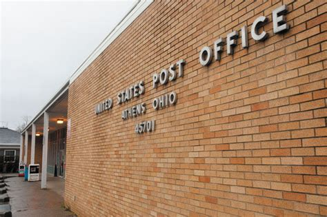 Athens County Court Records Ohio Acting Postmaster Pleads Guilty To Embezzling 3220