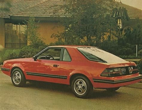 how cars run 1988 ford exp free book repair manuals hatch heaven 187 mercury