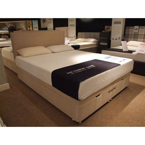 Clearance King Size Mattress by Tempur Cloud 22cm King Size Mattress Clearance