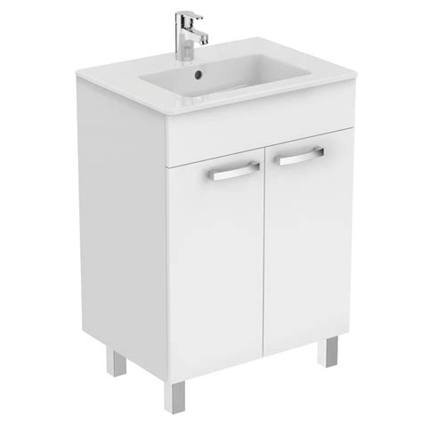 600mm Vanity by Product Details E3239 600mm Vanity Basin Unit With Legs