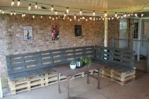 Covers Outdoor Furniture by 20 Diy Pallet Patio Furniture Tutorials For A Chic And