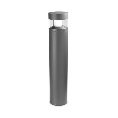 Bollard Lights Outdoor Leds C4 Outdoor Newton Grey Bollard Light Eames Lighting