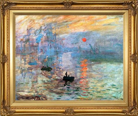 9 Paintings Framing Frame by How To Choose A Frame For Your Monet Prints Ebay