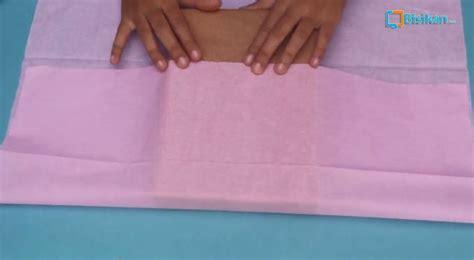tutorial membungkus kado bentuk kimono cara membungkus kado bentuk kimono