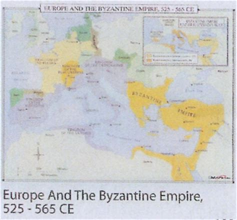 europe and the byzantine empire map 1000 school spring roller wall maps one map place inc