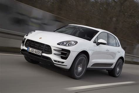 2015 porsche macan turbo 2015 porsche macan s macan turbo first test motor trend