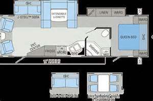 small 5th wheel trailers cougar travel trailers floor