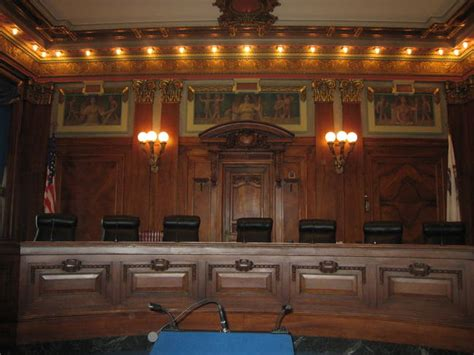 courtroom bench image gallery illinois supreme court
