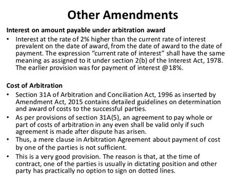 section 17 arbitration act mediation and conciliation and companies acts 2013 nclt