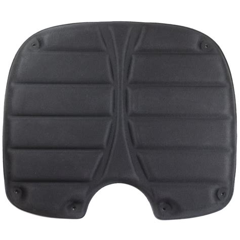 perception kayak seat back replacement perception replacement seat pad sit inside austinkayak