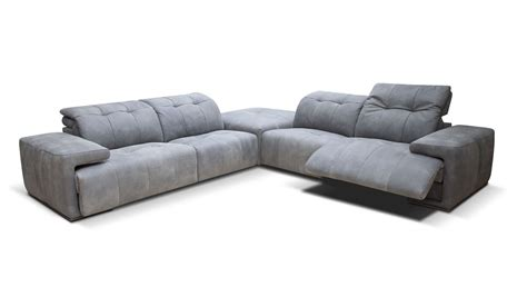 Power Sectional Sofa Power Motion Sofas Sectionals Braccisofas