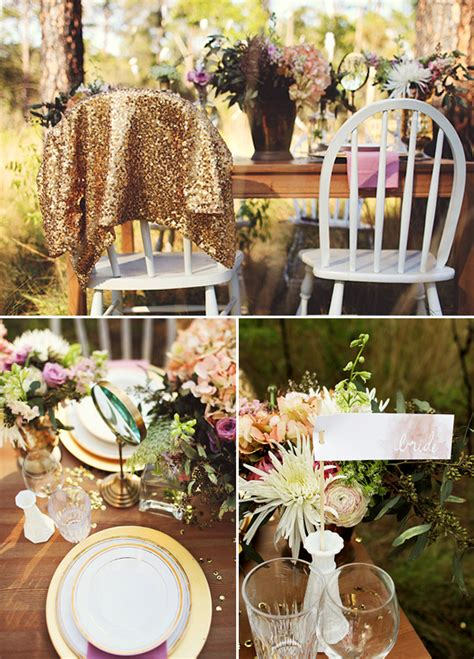 vintage themed wedding decor vintage and glamorous wedding ideas