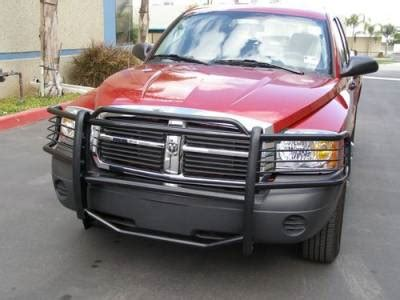 2005 Dodge Dakota Grill B Exterior Accessories Grille Guards Steelcraft Grille