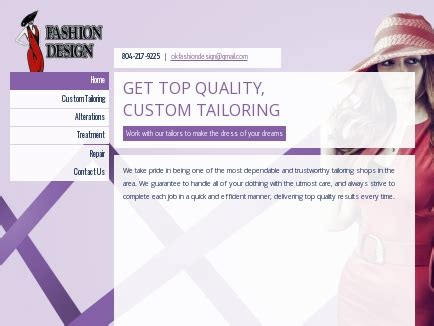 fashion design richmond va fashion design custom tailoring and alterations