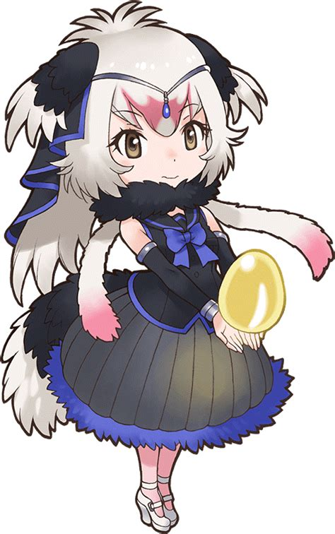common ostrich japari library  kemono friends wiki
