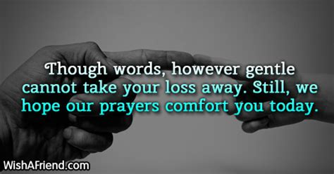 words of comfort for loss of son sympathy loss of son quotes quotesgram
