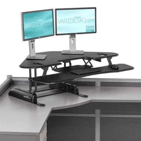 Varidesk Cube Corner 48 Products I Love Pinterest Standing Desk Cubicle