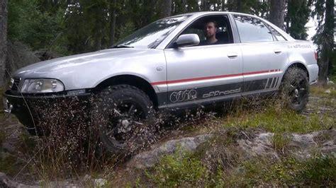 Audi A4 Offroad audi a4 offroad 2 tougher terrain