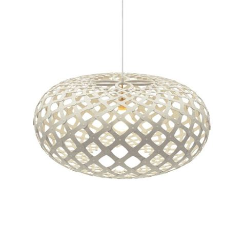 Kina Wooden L Design David Trubridge New Zealand Buy Wooden Pendant Lights Nz
