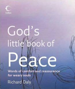 words of peace and comfort god s little book of peace words of comfort and