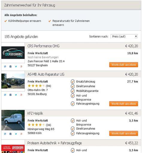 Kosten Zahnriemenwechsel Audi A4 by Zahnriemenwechsel Audi A3 Kosten Zahnriemenwechsel