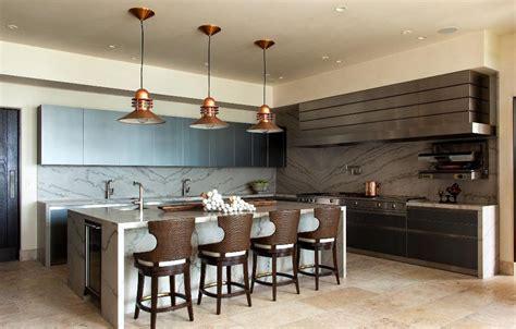 agréable Agencement Cuisine En L #6: cuisine-design-rustique-moderne-belle-demeure.jpg