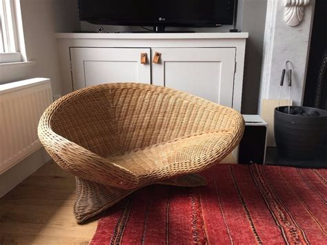 Rattan Meditation Chair by Wicker Meditation Chair In Finsbury Park Gumtree