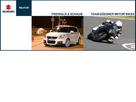 Suzuki Motorrad Suhl by Team G 246 Ssner Motor Bikes In Suhl Motorradh 228 Ndler