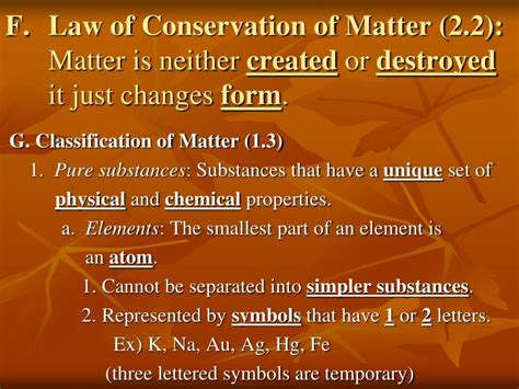 how is matter created ppt energy matter powerpoint presentation id 5948752