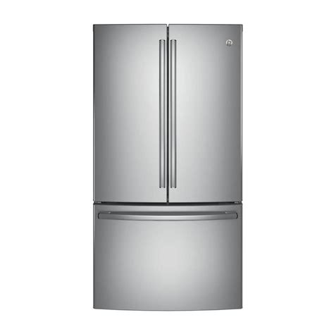 ge 36 in w 28 5 cu ft door refrigerator in