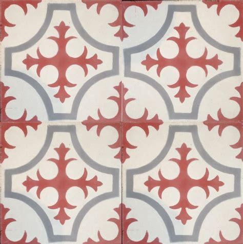 Cement European Classics salamanca cement tile