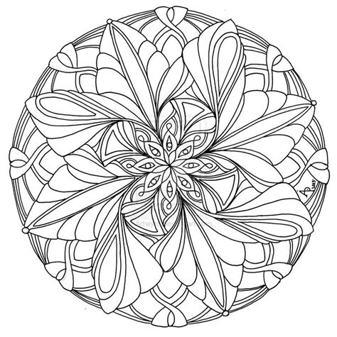 mandala coloring pages advanced level mandala coloring pages advanced level mandala coloring
