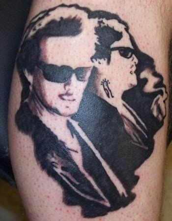 boondocks tattoo the gallery for gt boondock saints neck tattoos