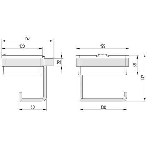 wc papierhalter mit feuchttuchbox avenarius feuchttuchbox mit papierhalter papierhalter