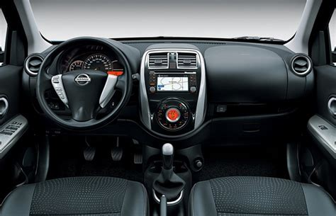 Nissan New March by Nissan New March Ter 225 Tela Multim 237 Dia Gps E C 226 Mera De R 233