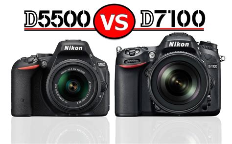 nikon d5500 vs d7100 which should you buy light and matter