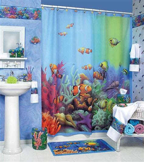 unique themed bathroom accessories 1 finding nemo