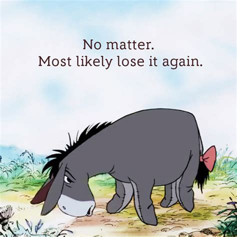 eeyore depression quotes quotesgram