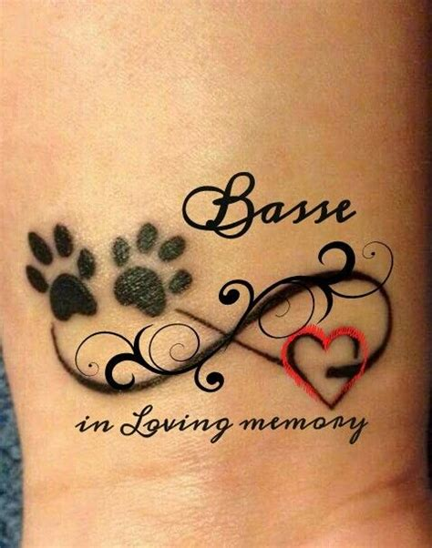 cat tattoo in memory r i p in loving memory of my sweetheart basse to my