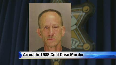Murder Cold arrest made in 1988 pontiac cold