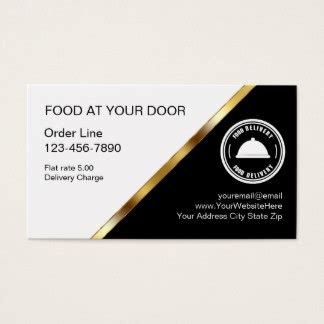 food business card template 40 fast food business cards and fast food business card