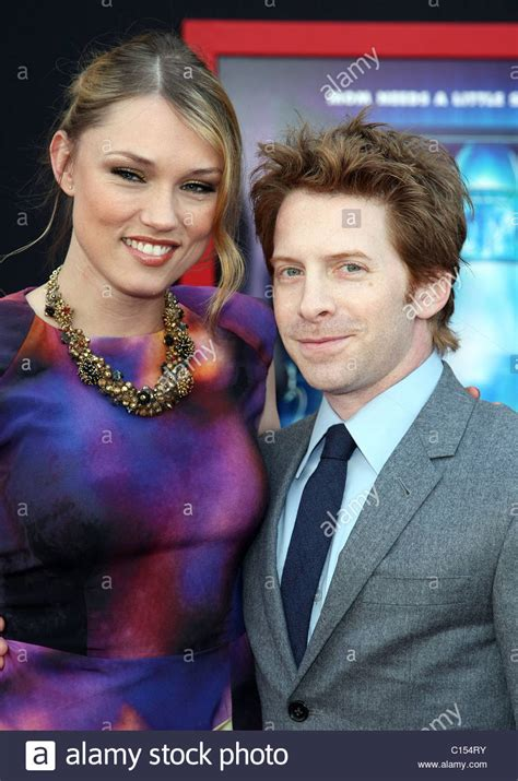 seth green disney movie seth green and wife clare stock photos seth green and