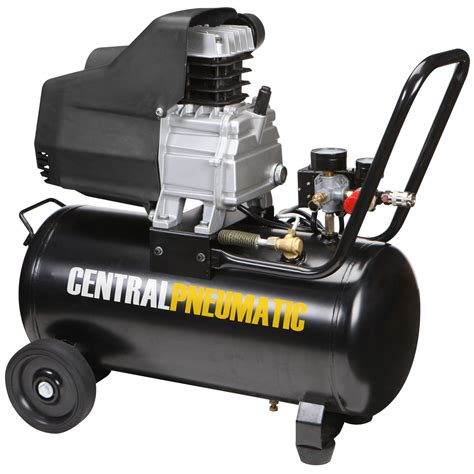 gal  hp  psi oil lube air compressor