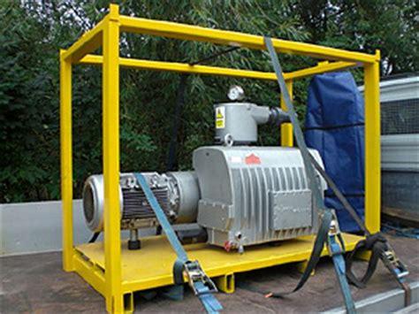 vacuum pump hire ibs blowers