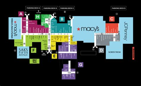 layout of dolphin mall complete list of stores located at dadeland mall a