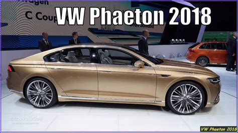 Volkswagen Phantom by New Volkswagen Phaeton 2018 Interior And Exterior Overview