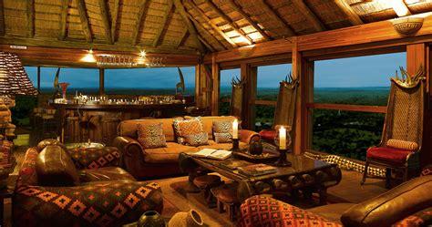 Safari Style Home Decor ulusaba rock lodge in sabi sands game reserve kruger