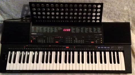 Keyboard Casio Mx 500 yamaha psr 500 image 1111860 audiofanzine